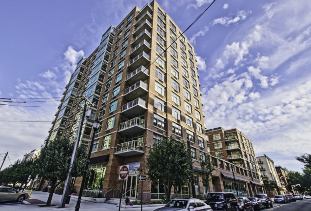 1450 Washington St  Luxury Condo Building in Hoboken