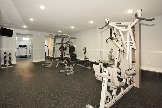 Roberts Court Hoboken Work Out Facilities