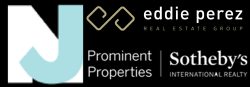 Eddie Perez, Broker - REALTOR at NJ Luxury Group at Prominent Properties Sotheby's International Realty